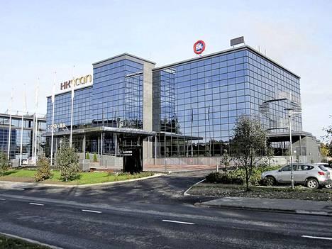 HKScanin pääkonttori sijaitsee Turussa.