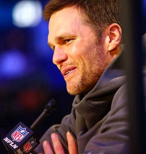 Tom Brady oli häviämässä viime vuoden Super Bowlia Philadelphia Eaglesille. Toistuuko tappion karvas kalkki?