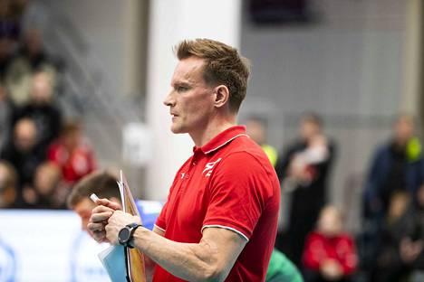 Tuomas Sammelvuo on Venäjän maajoukkueen uusi päävalmentaja.