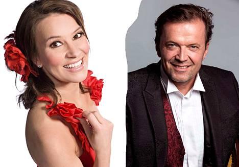 Arja Korisevan ja Jyrki Anttilan yhteiset konsertit ovat myyneet Suomen konserttisalit täyteen monet kerrat.