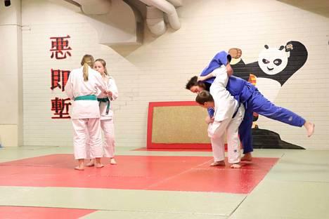 Nykyisin Judoseura Yoshin kautta lajia treenaa Jämsässä kahdesti viikossa noin 20, eritasoista ja -ikäistä judokaa.