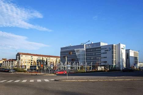 Toimialajohtaja Esa Kohtamäki esittää suurlukiota Samkin alueelle. Tarkempi paikka päätettäisiin myöhemmin.