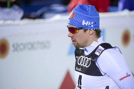 Martti Jylhä palasi SM-hiihtojen keskikorokkeelle. Edellisestä mestaruudesta on neljä vuotta.