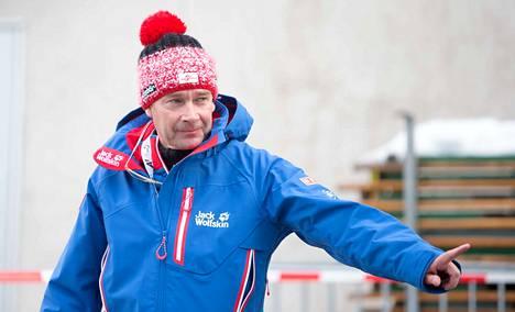 Ernst Vettori on toiminut hyppyuransa jälkeen muun muassa Itävallan hiihtoliiton palveluksessa.