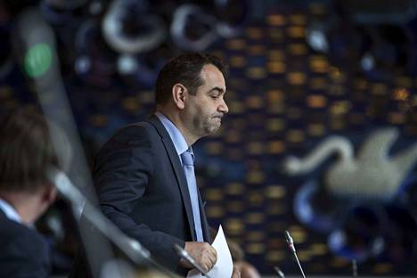 Atanas Aleksovski valittiin Finnpark oy:n hallituksen puheenjohtajaksi huhtikuussa 2018. Tällöin häntä oli jo kuultu luottamusaseman väärinkäytöstä epäiltynä Kotilinnasäätiön tontinsiirtokiistassa.