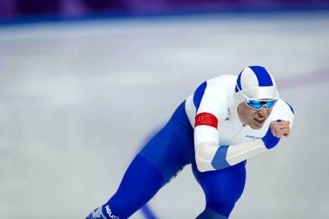 Valkeakosken kisoihin saapuu olympiamitalisti Mika Poutala.