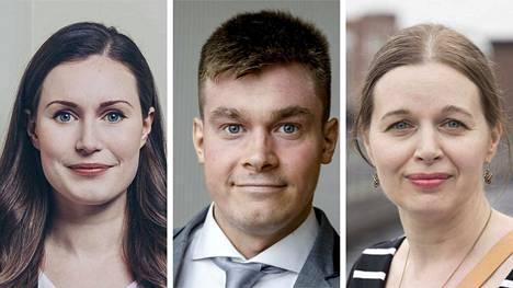 Kiista sai alkunsa, kun Sanna Marin (sd.) hiillosti hallitusta hoitajamitoituksesta. Myöhemmin Ilkka Sasi (kok.) ja Johanna Loukaskorpi ottivat osaa keskusteluun.