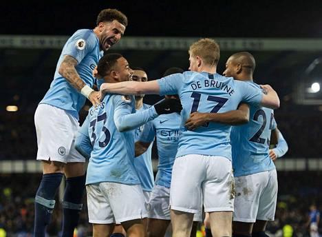 Manchester City haluaa sunnuntaina revanssin Chelseasta.