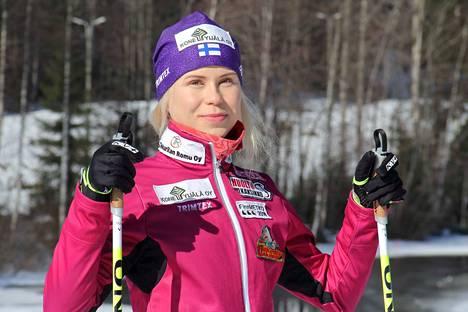 Anni Kainulainen ja kahdeksan muuta hiihtäjää lähtee Keski-Suomen 72. maakuntaviestiin puolustamaan Jämsän viimevuotista hopeasijaa lauantaina.