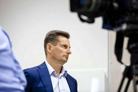 Alma Median toimitusjohtaja Kai Telanne kertoi yhtiön tuloksesta torstaina.