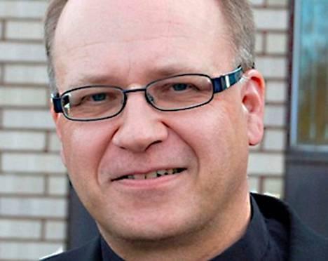 Jouni Pihlajamaa toimii Sastamalassa kirkkoherran sijaisena helmikuun loppuun asti.