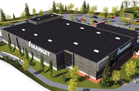 Tekninen lautakunta hylkäsi Osuuskauppa Hämeenmaan kaavaehdotuksen uudesta S-Marketista Turengissa.