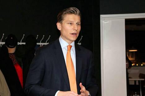 Oikeusministeri ja Kokoomuksen varapuheenjohtaja Antti Häkkäsen mukaan seuraavat neljä vuotta määrittää suuresti Suomen suuntaa.