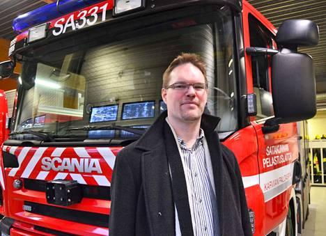 Pelastusylitarkastaja Jari Lepistö haluaa, että pelastustoimessa kiinnitettäisiin jatkossa entistä enemmän huomiota onnettomuuksien ennaltaehkäisytyöhön.