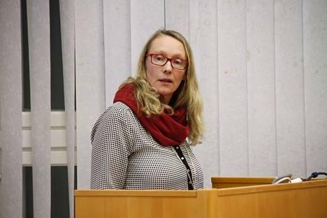 Ulla Norrbon kunnanjohtajan virka Honkajoella on nyt virallisesti vakituinen.