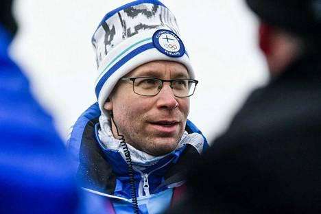 Olli Ohtonen on ollut jo vuosia suomalaisen urheilun eturivin valmentajia.