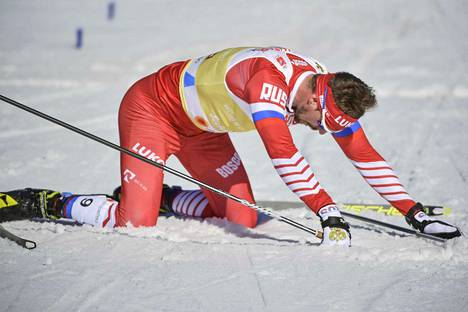 Sergei Ustjugov oli yhdeksäs runsaan minuutin kärjelle hävinneenä.