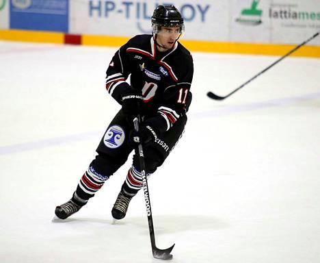 Aleksi Niemi teki Pyryn ainoan maalin Suomisarjan ylemmän loppusarjan päätöskierroksen ottelussa. Kotijoukkue Kiekko-Espoo voitti 5-1. Sarjakausi huipentuu pudotuspeleihin.
