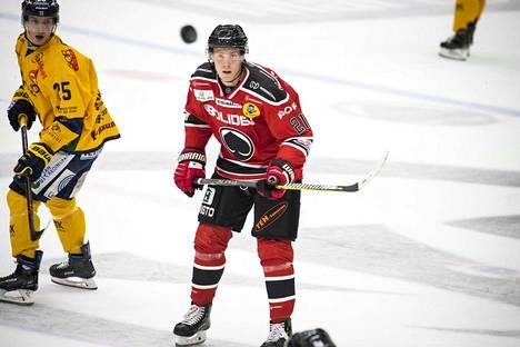 Niklas Appelgren oli tasaisuudellaan Ässien paras.