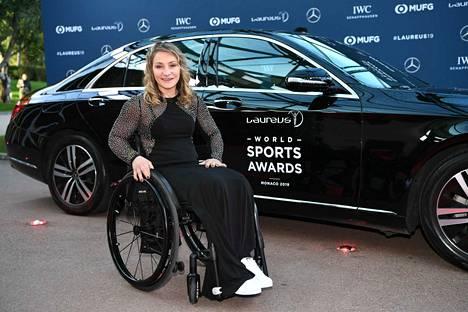 Kaksinkertainen olympiavoittaja Kristina Vogel törmäsi kesäkuussa 2018 harjoituksissa hollantilaispyöräilijään ja kaatui. Vogel sai selkäydinvamman.