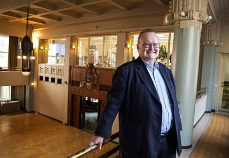 Toimitusjohtaja Erkki Pekkarinen sanoo olevansa äärimmäisen pettynyt.