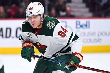 26-vuotias suomalaishyökkääjä Mikael Granlund vaihtaa seuraa NHL:ssä.