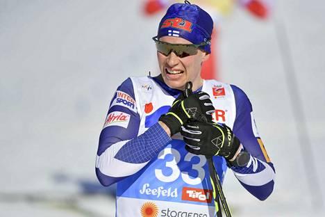 Matti Heikkinen jättää suosikkimatkansa väliin.