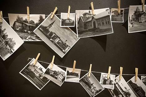 Satakunnan museon 404 ruutua -näyttely kuvaa lehtikuvien kautta suurta yhteiskunnallista murrosta Satakunnassa.