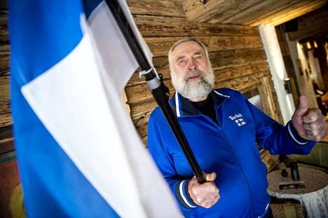 Juha Mieto saapui Seefeldiin maanantai-iltana ja viettää kisapaikalla pari päivää.