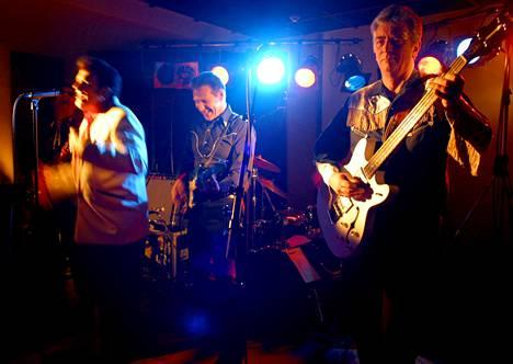 I'm a rockabilly rebel! Vuonna 1971 perustettu Matchbox oli suosionsa huipulla Suomessa 1980-luvun alun rockabilly-buumin aikana.