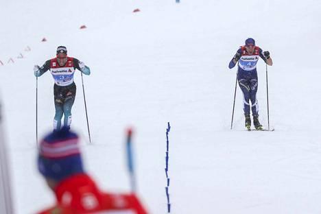 Ranskan ja Suomen välinen ero oli lopulta 1,8 sekuntia.