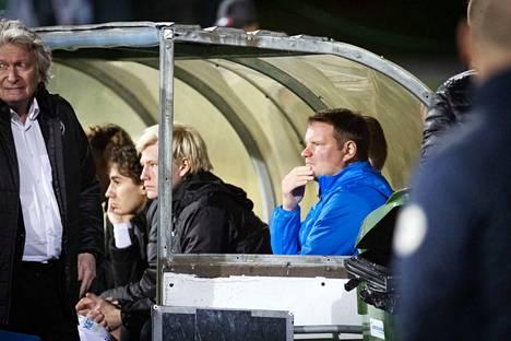 Päävalmentaja Teemu Tainion mukaan uusi pelaaja on otettu joukkueessa hyvin vastaan.