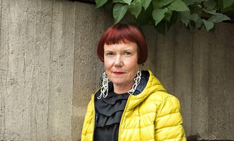 Kirjailija Rosa Liksom on yksi Euran Sanat! -kirjallisuustapahtuman esiintyjistä huhtikuussa.