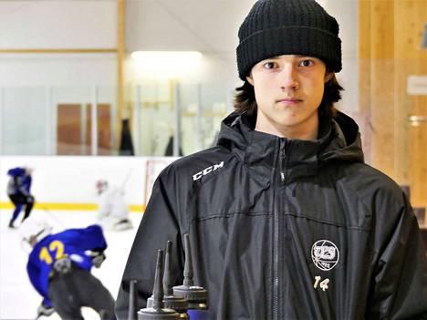 Seuraavan kerran Robin Keihäs matkaa Vierumäelle toukokuussa, jolloin järjestetään alle 16-vuotiaiden maajoukkueen testileiri.