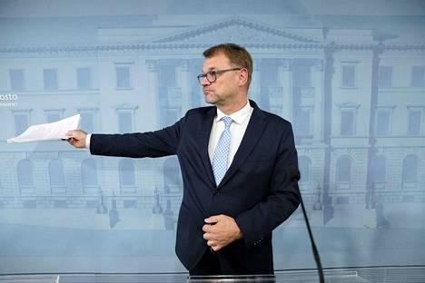 Pääministeri Juha Sipilän (kesk.) hallitus eroaa perjantaina 8. maaliskuuta.