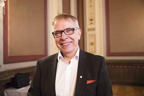 Mikko Rosenlund on toiminut Tampereen Op:n toimitusjohtajana vuoden 2010 marraskuun alusta lähtien.