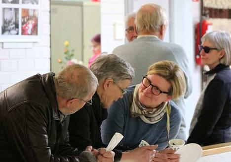 Vilppulan kunnantalolla käytiin vilkasta keskustelua Vilpun-päivänä 8. maaliskuuta.