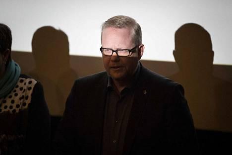 """""""Eihän osaamisen hankkiminen ole pelkästään tuntikysymys"""", huomauttaa Winnovan rehtori Juha Vasama."""