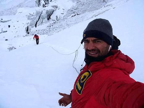 Italialainen Daniele Nardi, 42, on toinen Nanga Parbat -vuorella kuolleista vuorikiipeilijöistä.