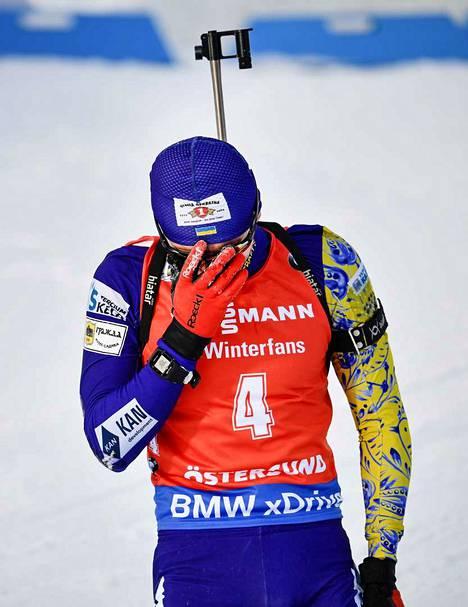Dmitro Pidrutshni ei ollut uskoa, että hän vei kultaa.