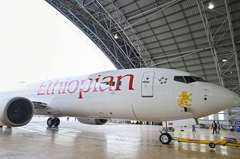 Sunnuntain turmassa tuhoutui Ethiopian Airlinesin lentokone, joka tuotiin Etiopian Addis Abebaan heinäkuussa 2018.