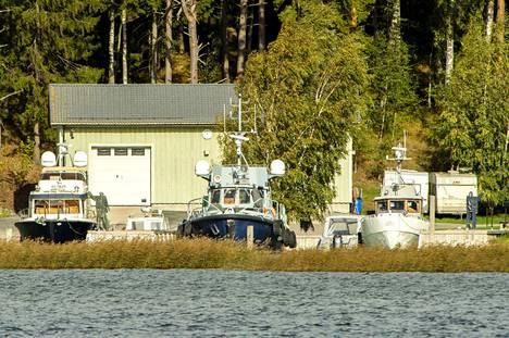 Poliisin kotietsinnät syyskuun loppupuolella kohdistuivat esitutkinnassa Airiston Helmen kiinteistöihin Turun saaristossa.