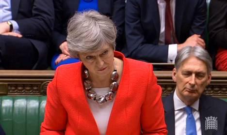 Pääministeri Theresa May yritti uudestaan erosopimuksen kanssa, mutta epäonnistui. Keskiviikkona parlamentti saa eteensä äänestyksen kovasta brexitistä.