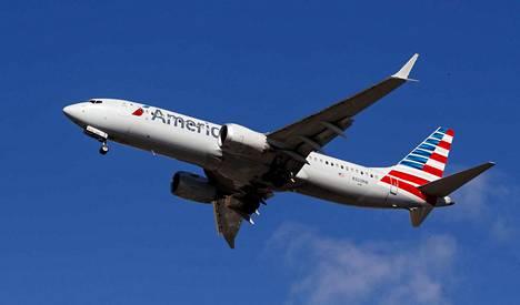 Boeing 737-8 MAX -konetyypeillä liikennöi Suomeen noin kymmenen ulkomaista lentoyhtiötä.