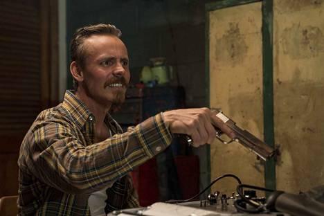 Jasper Pääkkönen teki Hollywood-läpimurtonsa BlacKkKlansman-elokuvassa.