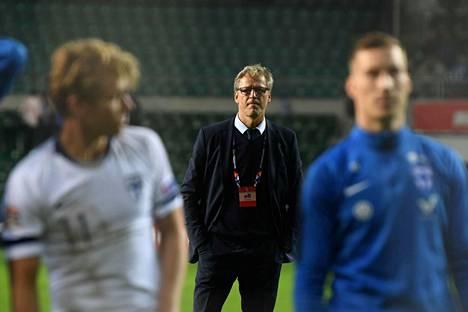 Markku Kanerva julkisti maajoukkueen EM-karsintoihin.