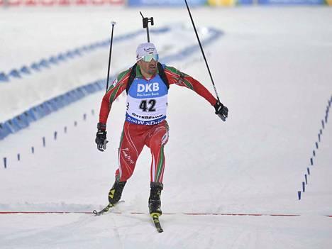 Vladimir Iliev nappasi sensaatiomaisen MM-hopean Östersundissa.