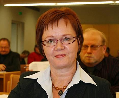 Ulla Patronen.