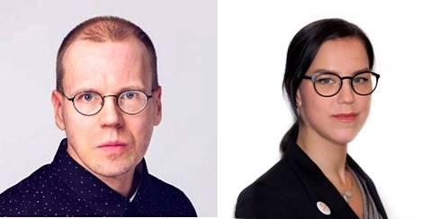 Jani Niemisen ja Eliisa Kuusaman kotipaikkakunta on Valkeakoski. He ovat eduskuntavaaliehdokkaita, mutta valkeakoskelaiset eivät voi äänestää heitä, koska he eivät ole ehdolla Pirkanmaan vaalipiirissä.