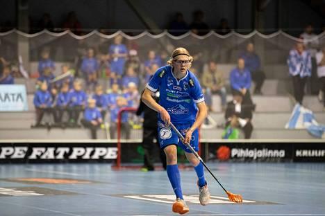 Joona Rantala nosti tasoaan ja iski lauantaina kaksi maalia.